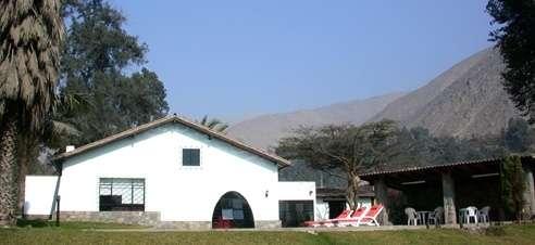 Alquilo casa de campo amueblada chaclacayo
