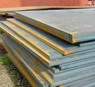 Planchas gruesas de fierro acero estructural astm a36