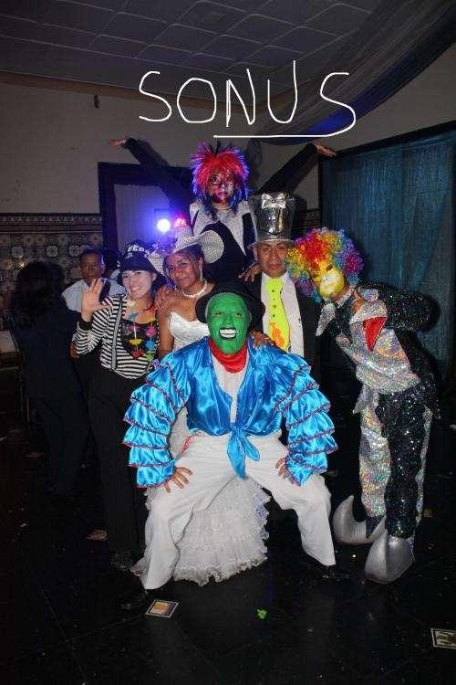 Fotos de Sonus eventos alquiler dj sonido luces hora loca quinceaños matrimonios 1