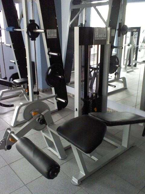 Fotos de Fabricacion de maquinas de gimnasio 2