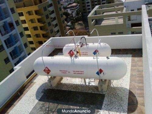 Instalacion de gas glp a viviendas y empresas