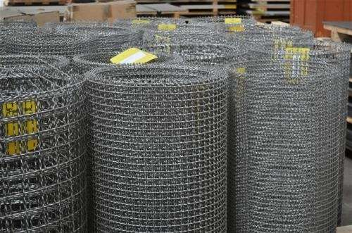 Zarandas aceradas de alto carbono y galvanizadas