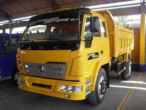 Fotos de Volquetes y camiones chinos jinebi*/ del 2011 venta de importacion directa 1