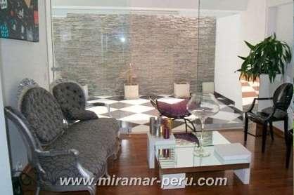 Miramar: venta en miraflores. excelente ubicación. cerca a parque mora. vmi0167