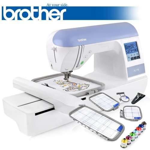 En venta: brother, inbro, aemco, swf, tajima máquinas de coser y bordado, brother pe 770, brother - ce 4000, brother 420prw-pc, brother2340cv, brother pr1000