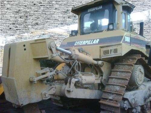 Tractor oruga d8n del 1994 a solo $ 90000 mas igv