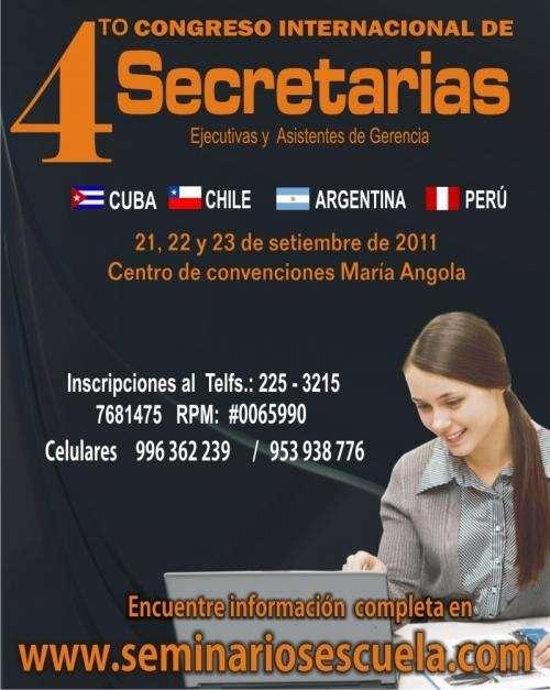 Capacitación secretarias y asistentes de gerencia