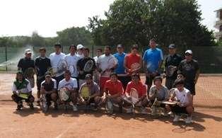 Clases de tenis de campo santiago de surco