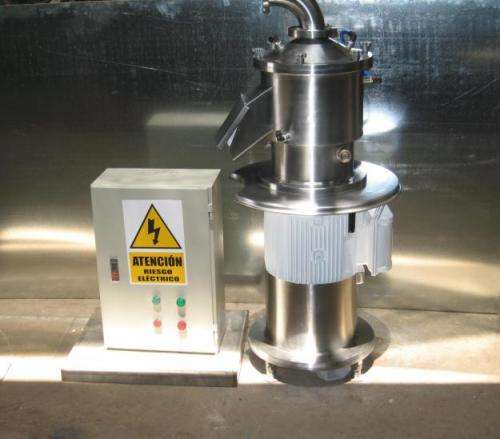 Fotos de Molino coloidal, licuadoras, mezcladoras, marmitas 2