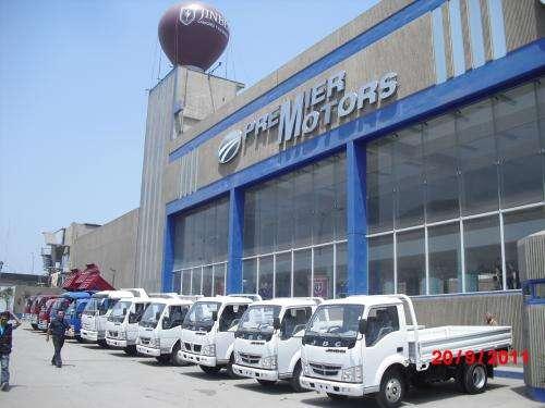 Volquetes y camiones jinbei* importación directa