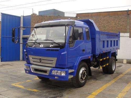 Camiones y volquetes chinos jbc importacion dorecta
