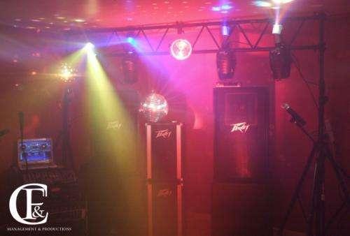 Alquiler de sonido y luces para eventos, cumpleaños, 15 años, matrimonios - dj