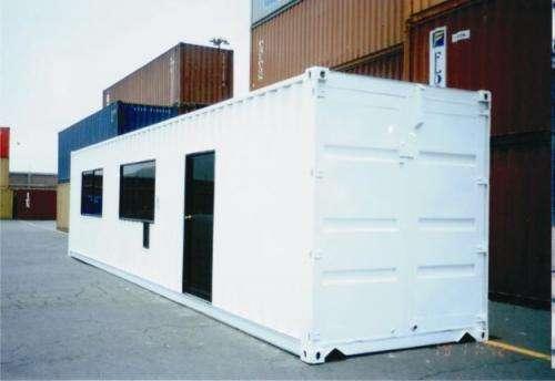 Venta de contenedores usados - módulos de oficina - transporte - jb operaciones