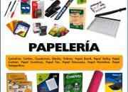 Utiles de oficina, papeleria y cajas de archivo-delivery