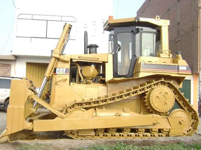 Tractor oruga d6h caterpillar 1997 en venta!!