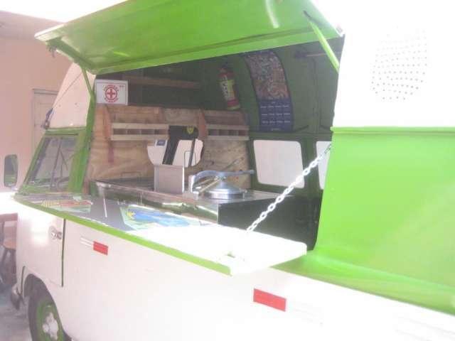 Fotos de Combi sanguchera volkswagen para negocio 2