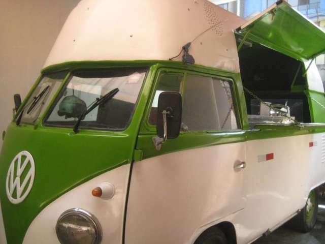 Combi sanguchera volkswagen para negocio