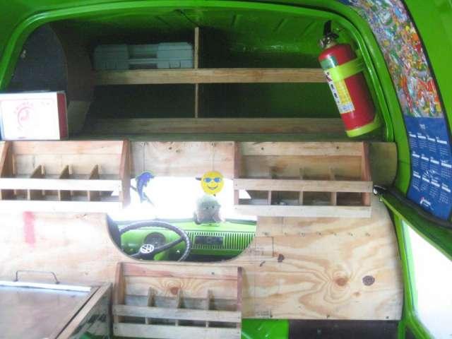 Fotos de Combi sanguchera volkswagen para negocio 5