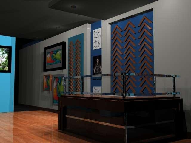 ___diseño de interiores - tunki art