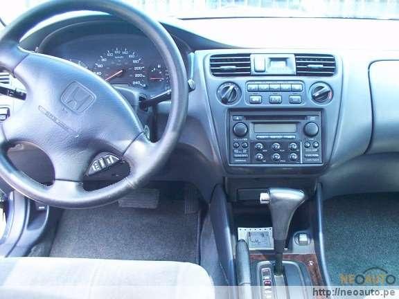 Fotos de Remato station wagon honda accord 1996--americano original remato 3