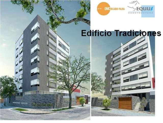 Proyecto edificio tradiciones - pre - venta