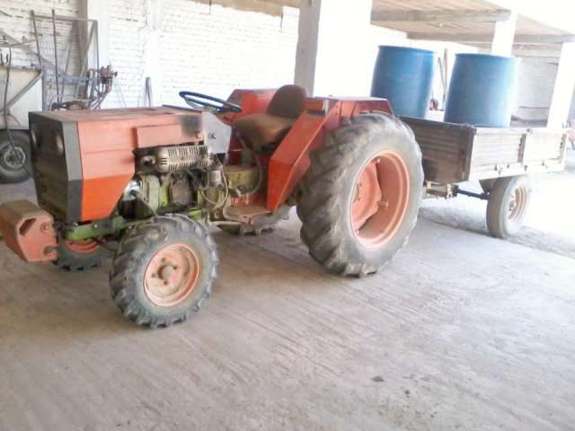 Vendo tractor agria modelo 8838