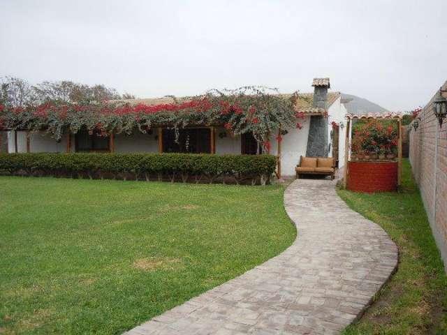 Alquilo casa en pachacamac