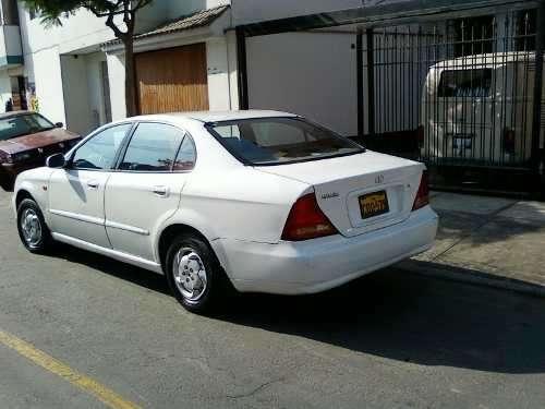 Vendo auto daewoo magnus 2003 empeñado