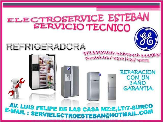 Lima -servicio tecnico refrigeradores g.electric-6687691