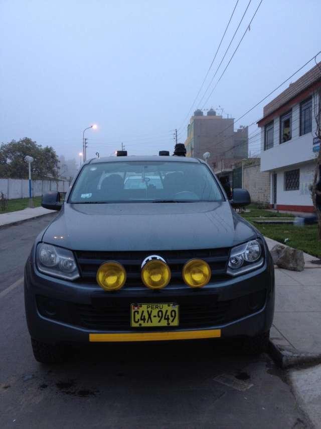 Vendo camioneta wolkswagen amarok 2011