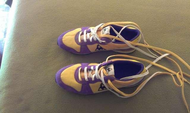Zapatillas europeas nuevas le coq sportif talla: 41 s/.250