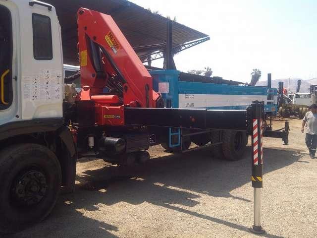 Vendo camion grua palfinger pk23000c en oferta del 2007