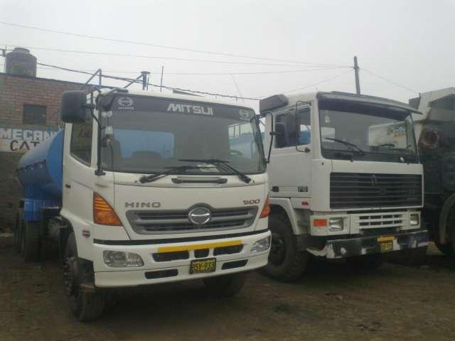 Venta camion placa bop-931 4000 galones marca volvo