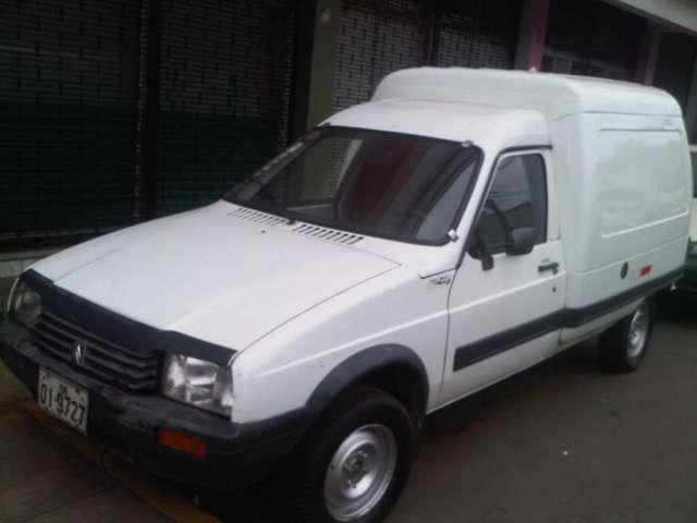 Fotos de Vendo camioneta citroen c15d año 2001 2