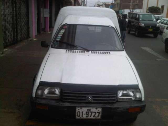 Vendo camioneta citroen c15d año 2001