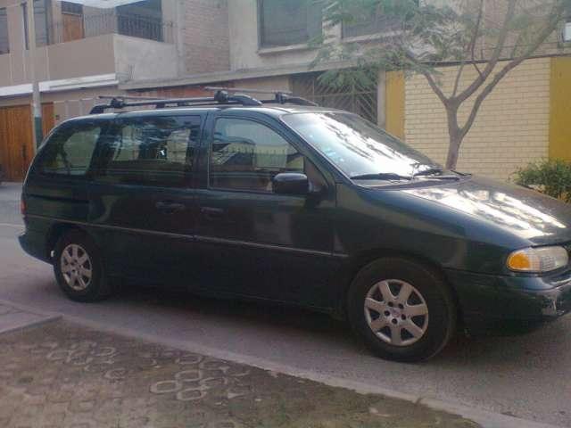Venta de minivan ford winstar 3 filas de asientos