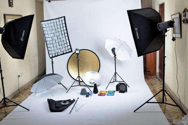 Alquiler estudio fotografico en lima