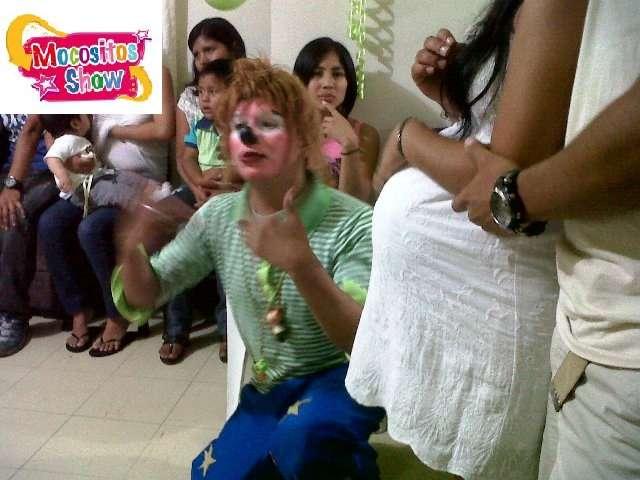 Fotos de Payasos para baby shower lima peru 978027674 3