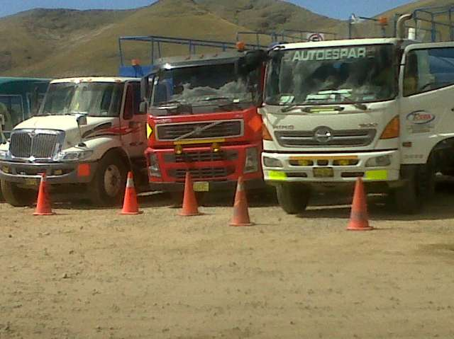 Alquiler camiones cisternas de agua ? minería, obras, proyectos, carreteras, otros.