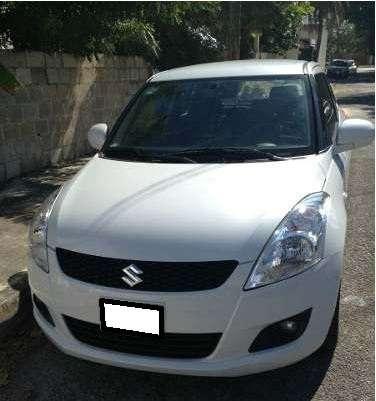 Suzuki swift 2012 blanco precio a tratar