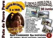 VIAJE A LUNAHUANA-30 DE JUNIO NO TE LO PIERDAS|||||||||