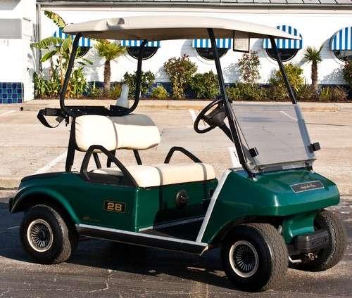 Distribuidor de carros de golf marca club car