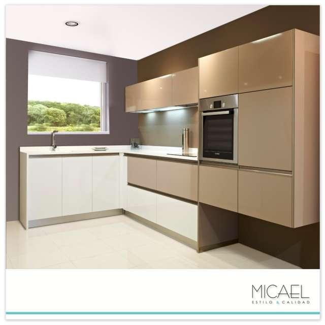 Diseños de muebles en melamine y drywall