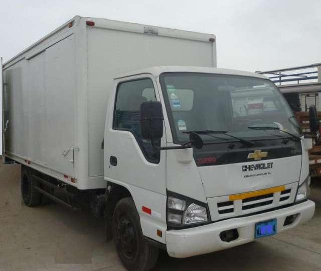 Alquilo camion furgon 4 toneladas disponible24horas