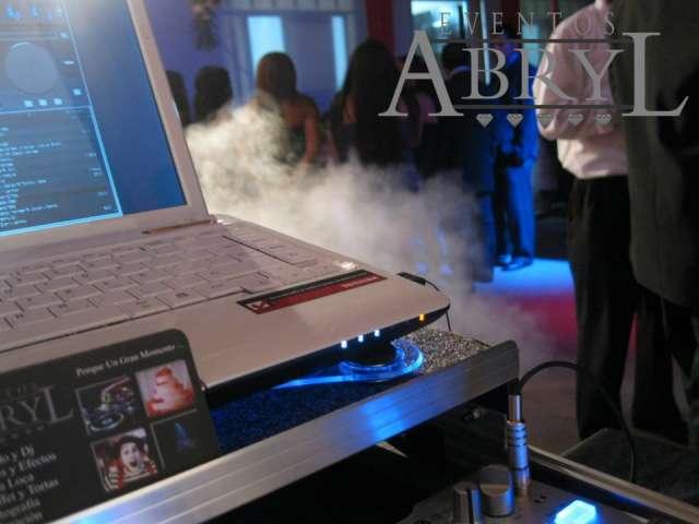 Sonido y dj profesional para fiestas y eventos