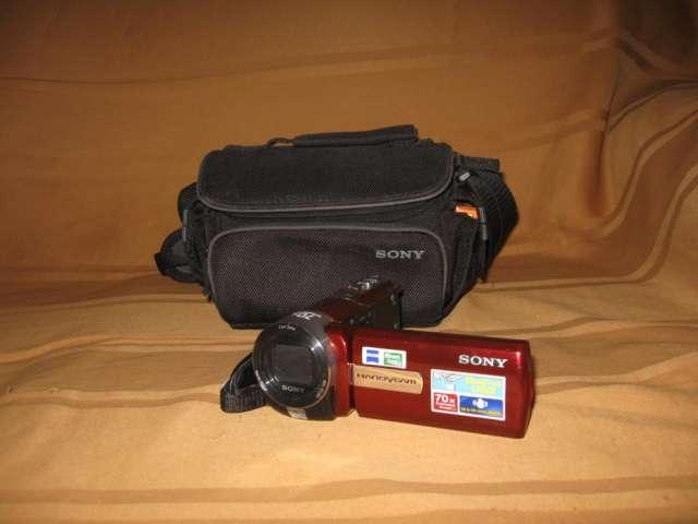 Se vende cámara de video handycam marca sony