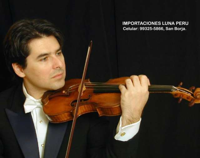 Clases violín en lima, adultos principiantes, música clasica