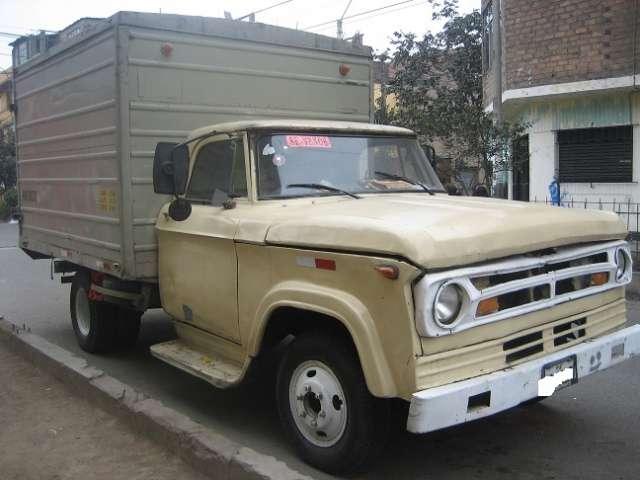 Ocasión vendo camion