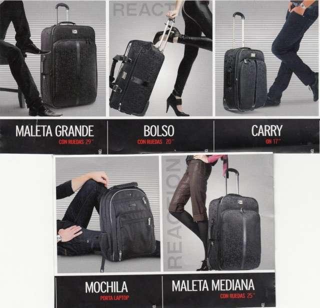 Confección de maletines y productos publicitarios
