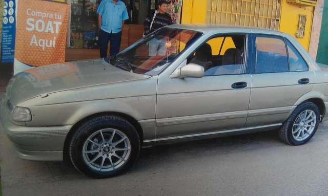 Nissan sunny año 93 glp